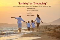 Grounding Helps Thin Dangerously Thick Blood and Fights Inflammation and Disease